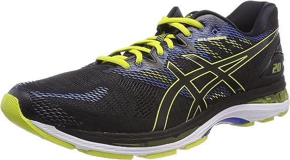 Asics Gel-Nimbus 20, Zapatillas de Running para Hombre: Amazon ...