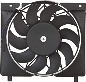 Spectra Premium CF13064 Air Conditioning Condenser Fan Assembly