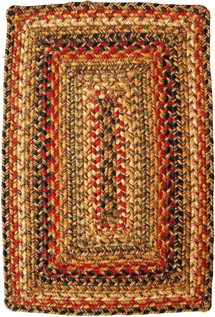 Homespice Decor Kingston  Jute Braided Rug