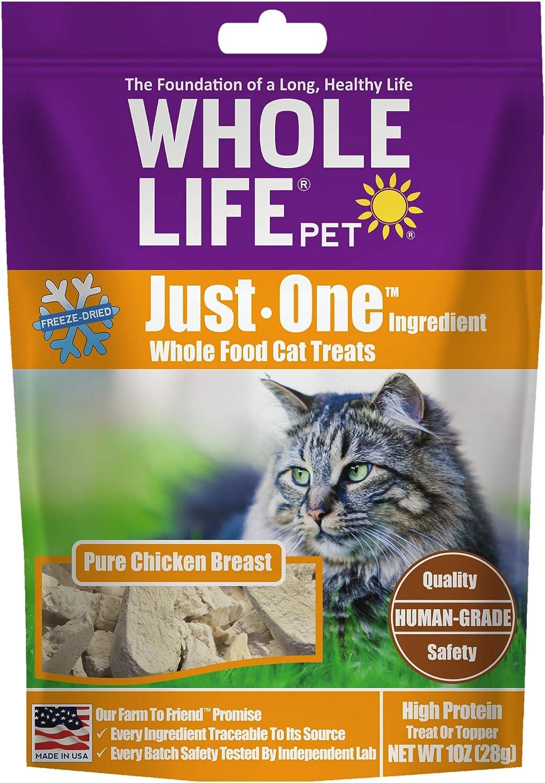 Whole Life Pet Healthy Cat Treats