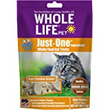 Whole Life Pet Just One-Single Ingredient Freeze Dried Treats for Cats Pure Chicken Breast 1oz