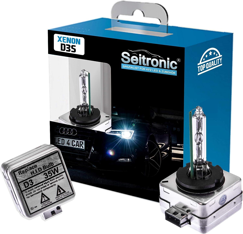 Hochwertige Premium Set Xenon Brenner Mit E Prüfzeichen In Der Lichtstärke Von 4300 Kelvin Bis 8000 Kelvin D3s Sky Blue 8000 Kelvin Auto