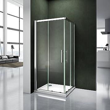 cabine de douche en zinc