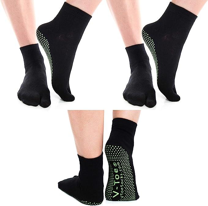 Big Toe Socks - Tabi Yoga Socks