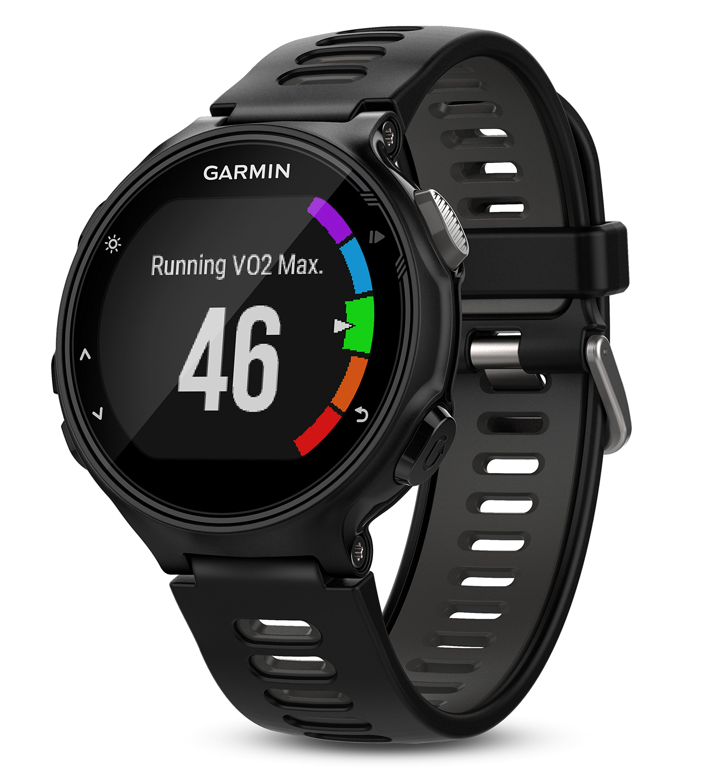 Garmin Forerunner 735XT (Black, Tri-Bundle) Power Bundle | Includes HRM Tri & HRM Swim Chest Straps, HD Glass Screen Protectors (x2) & PlayBetter Portable Charger | Multisport GPS Running Watch by PlayBetter (Image #5)