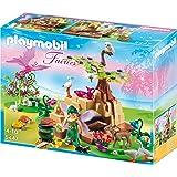 PLAYMOBIL 5447 - Zaubertrankfee Elixia im Tierwäldchen