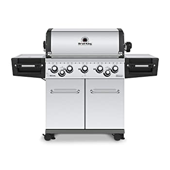 BROIL KING 5-Burner 625sq. in Gas Grill