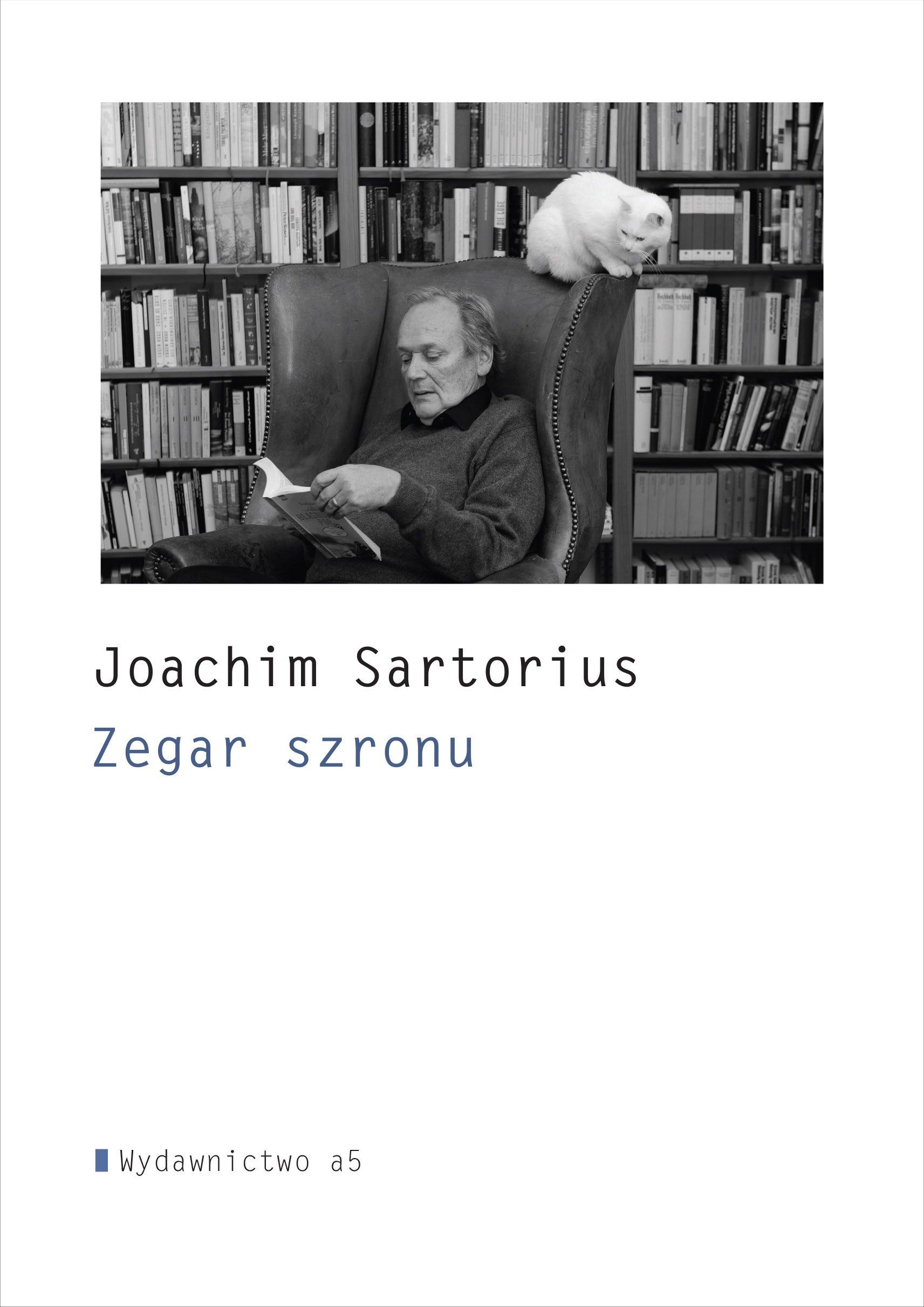 Zegar Szronu I Inne Wiersze Joachim Sartorius