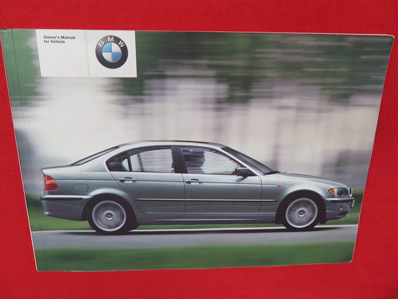 Amazon.com: BMW Genuine Owner Handbook Manual for 320i 323i 325i 325xi 328i  330i 330xi: Automotive