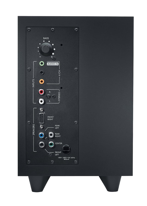 amazoncom logitech z506 surround sound home theater speaker system external tv speakers electronics amazoncom logitech z906 surround sound speakers rms