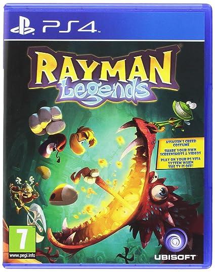 rayman gioco