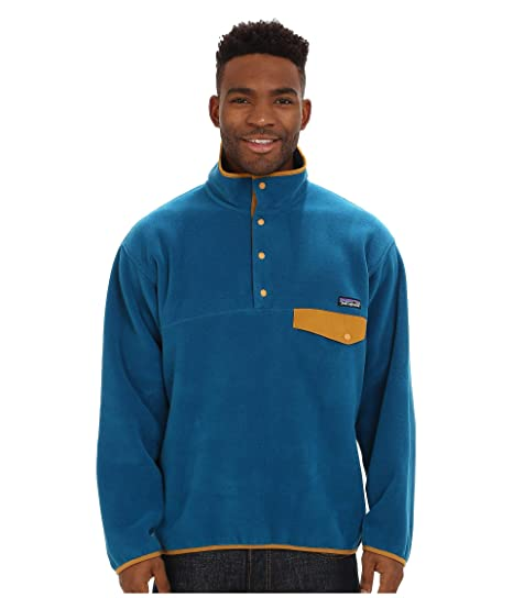 Patagonia Men s Synchilla Snap-t Pullover at Amazon Men s Clothing ... a3be8acd6