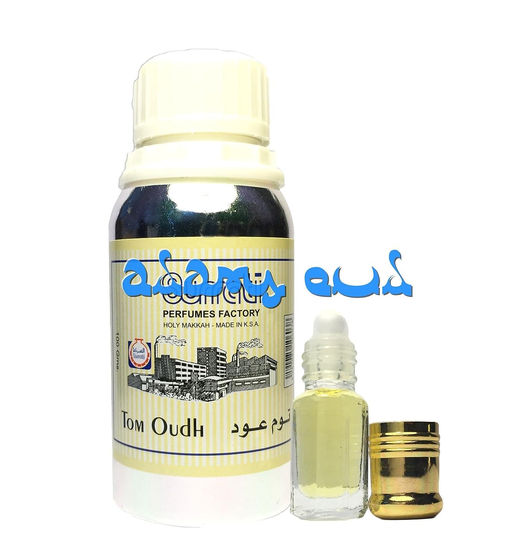 Nuovo Tom Oudh di 3 ml Surrati Itr Attar Oil di Oud di profumo