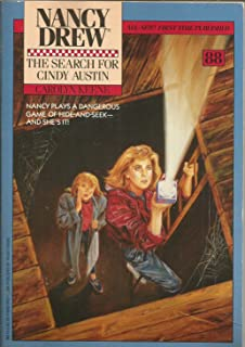 The Case of the Disappearing Deejay (Nancy Drew Book 89)