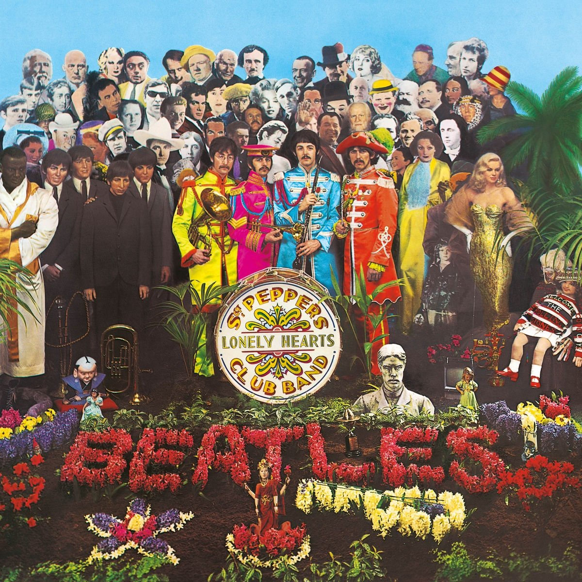 Sgt. Pepper's Lonely Hearts Club Band [LP][2017 Stereo Mix] by Capitol