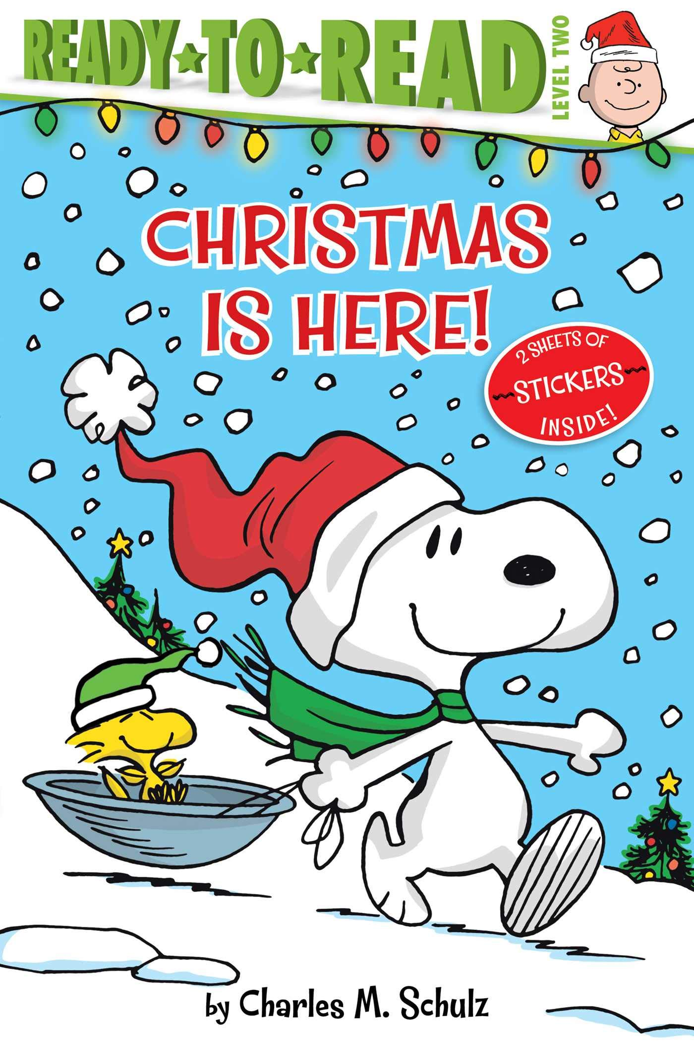 Christmas Is Here.Amazon Com Christmas Is Here Peanuts 9781534450554