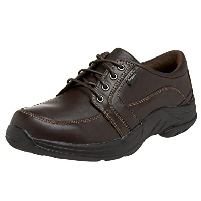 Propet Men's M1019 Commuterlite Walking Shoe,Bronco Brown,8 EEE