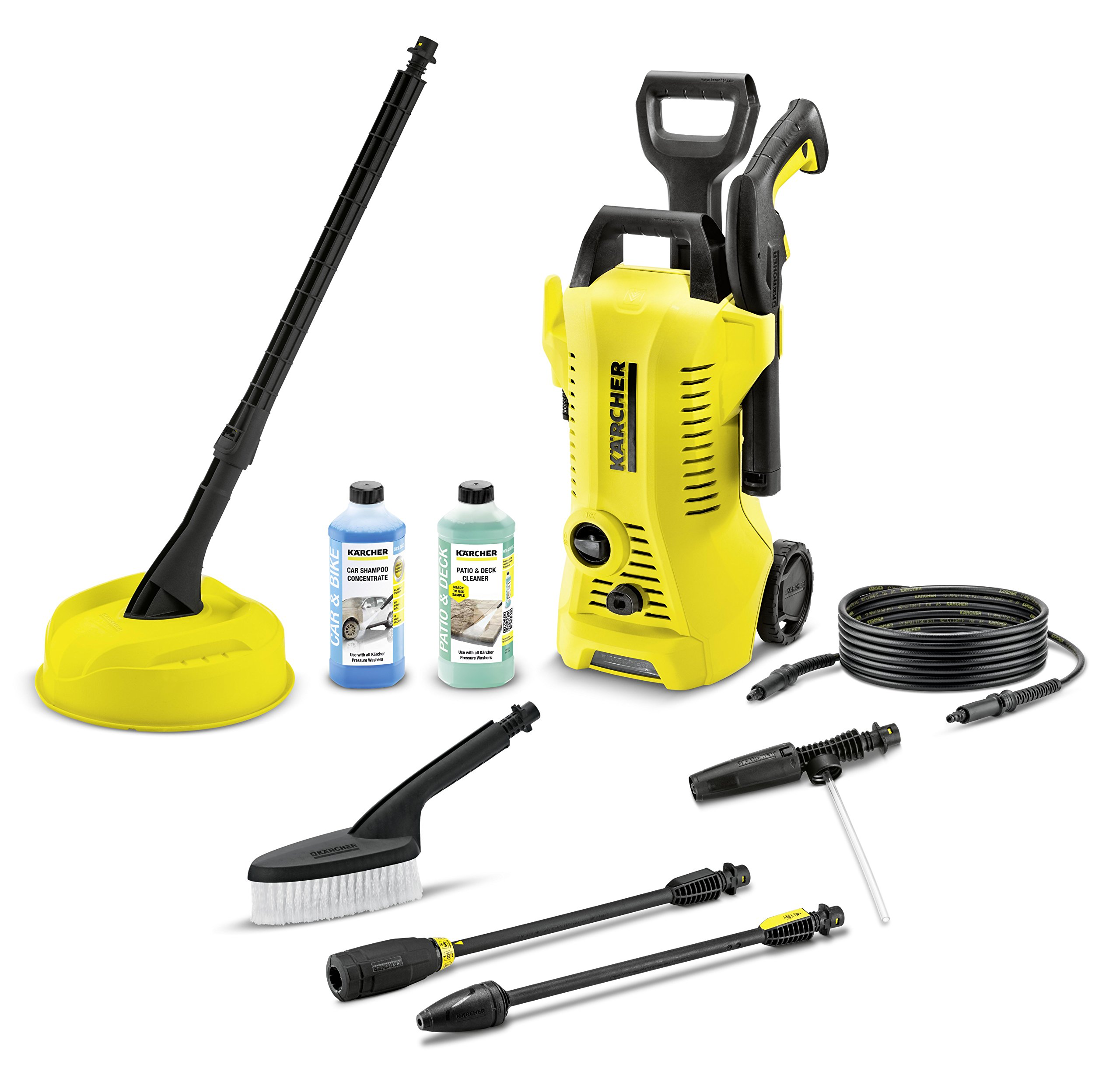 Kärcher K2 Premium Full Control Car and Home Pressure Washer