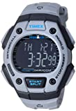 Timex Men's TW5M24300 Ironman Classic 30 Gray/Black/Negative Resin Strap Watch
