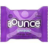 Bounce Superberry Energy Ball – Gluten Free, Non-GMO, Vegan, On The Go Snack – 1.48 Ounce, 12 count