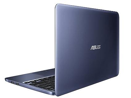 ASUS X205TA 11.6 Inch Laptop (Intel Atom, 2 GB, SSD de 32 GB, Color Azul Oscuro): Amazon.es: Electrónica