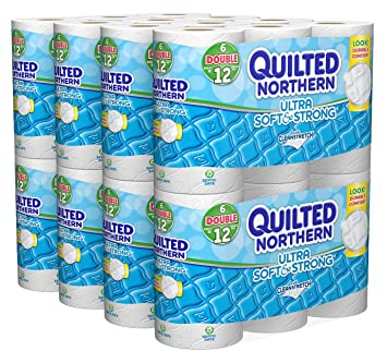 quilted northern ultra soft u0026 strong double roll toilet ct