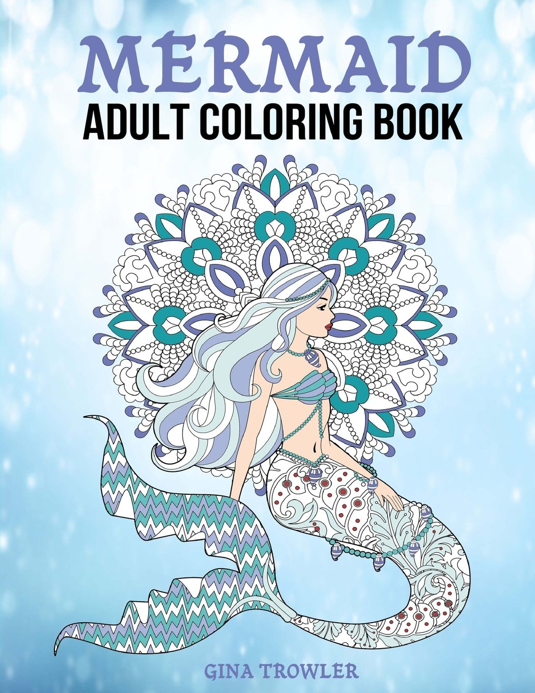 Free Mermaid Coloring Pages Little Mermaid Coloring Book ...