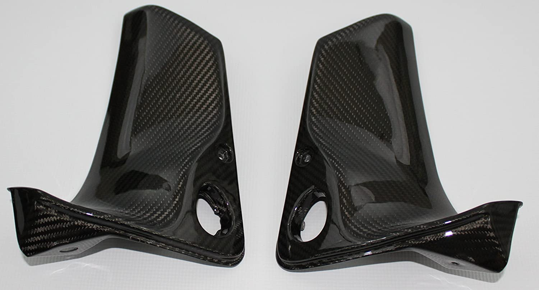 Carbon Fiber Racing, STS207CFFG, Carbon Fiber / Fiberglass Suzuki TL1000R 1998-2002 Side Panels