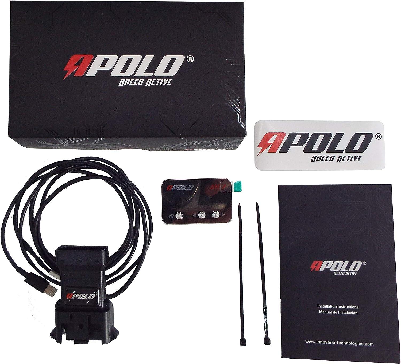 Apolo STC 7 Throttle Response Controller for Jeep Grand Cherokee /& Wrangler.