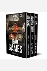 The Bad Games Series: Books 1-3 Kindle Edition