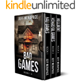 The Bad Games Series: Books 1-3