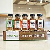 FreshJax Hot & Spicy Seasonings Gift