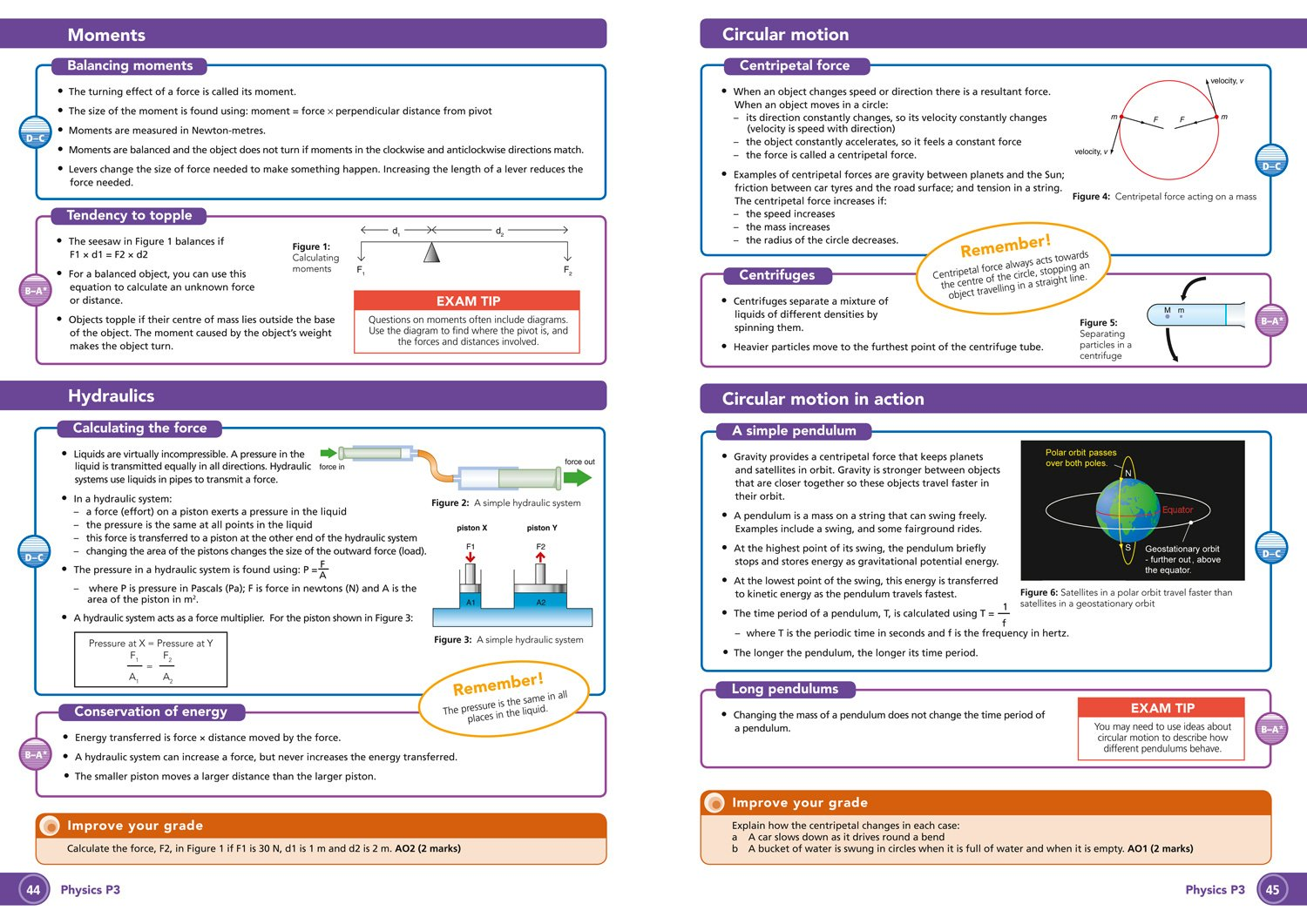 Gcse Physics Aqa A Revision Guide And Exam Practice Workbook Ks3 Electric Current Potential Difference 5 Collins Books