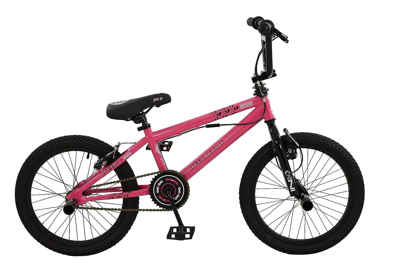 Zombie Girl Sting Bike, Pink/Black, Size 18 Falcon Z1816201