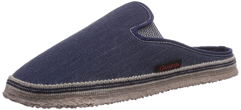 Blau (Jeans-527) GiessWeiß Petersdorf, Herren Pantoffeln