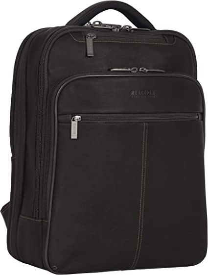 Kenneth Cole Reaction Leather Backpack
