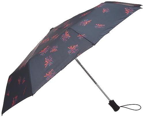Paraguas Bloomstar Desigual Talla: U Color: NEGRO