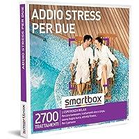 Smartbox - Addio stress per due Cofanetto Regalo Benessere 1 esperienza relax per 2 persone