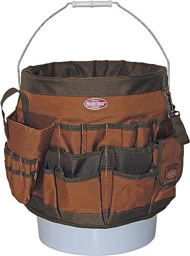 Bucket Boss – Bucket Boss 56 Bucket Tool Organizer Fits 5 Gallon Bucket , Bucket Organization 10056