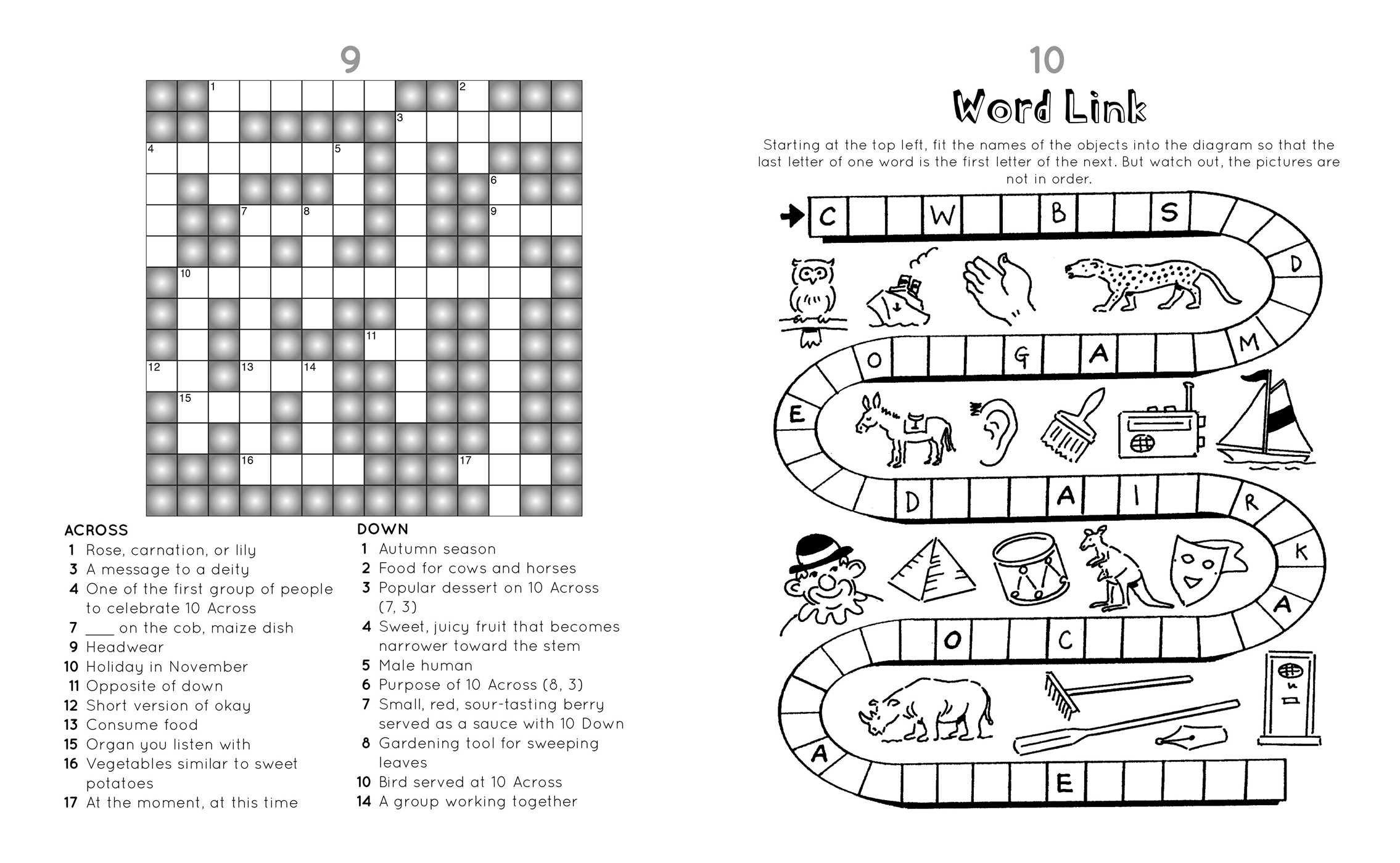 Go Fun Big Book Of Crosswords 2 Andrews Mcmeel Publishing Logic Diagram Crossword Clue 0050837355699 Books