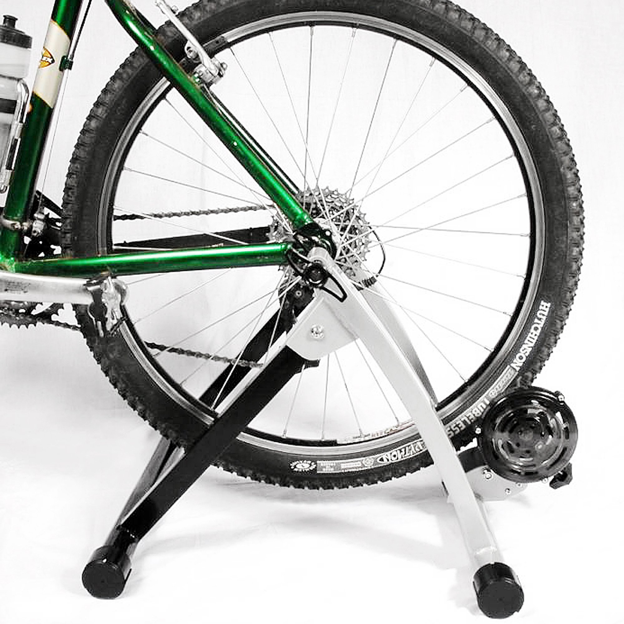 RAD Cycle Products Indoor Portable Magnetic Work Out Bicycle Trainer by RAD Cycle Products (Image #4)