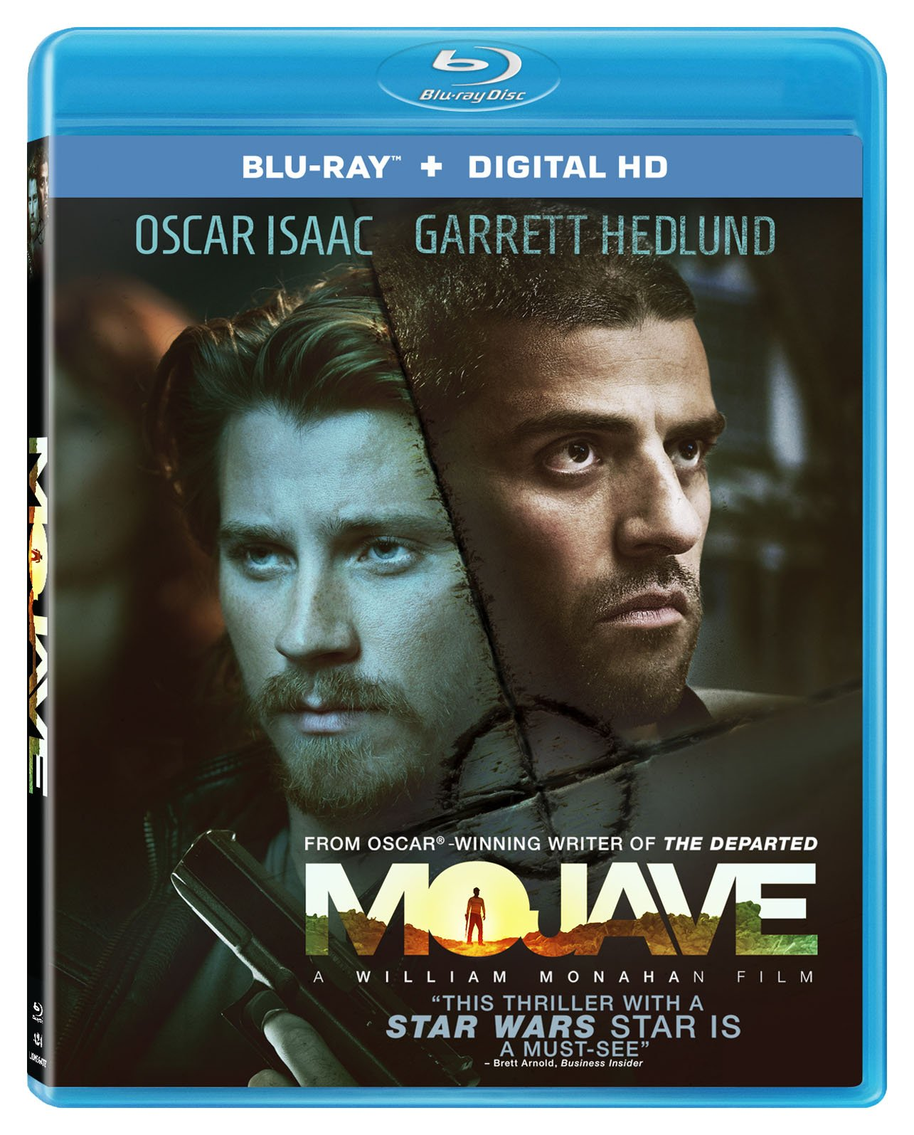 Blu-ray : Mojave (Digital Theater System, AC-3, , Widescreen)