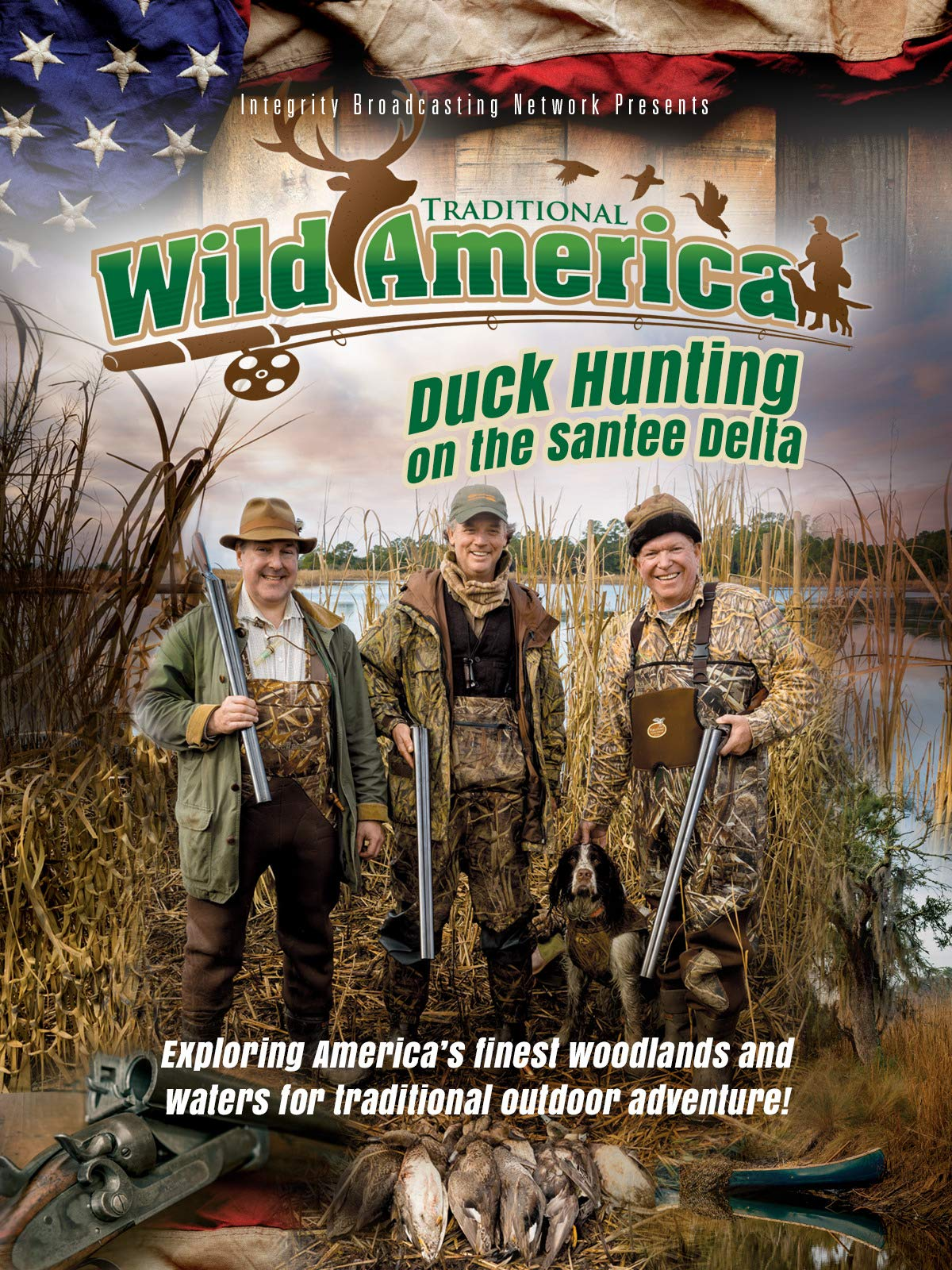 Traditional Wild America: Duck Hunting On The Santee Delta on Amazon Prime Video UK