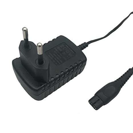 EMEXIN Adaptador de cargador de repuesto de 5.5 V para aspiradora Karcher WV1, WV2, WV5, Plus, WV55, WV55R, WV50, WV60, WV70, WV75, 2.633-115.0