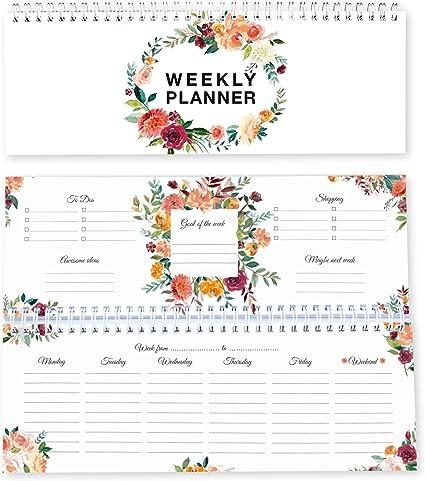 Calendario de escritorio/calendario semanal/calendario para todos ...