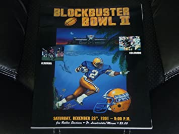 Image result for blockbuster bowl