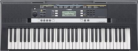 Yamaha PSRE243 PSR-E243 - Teclado electrónico (plástico, 61 teclas, 2 altavoces