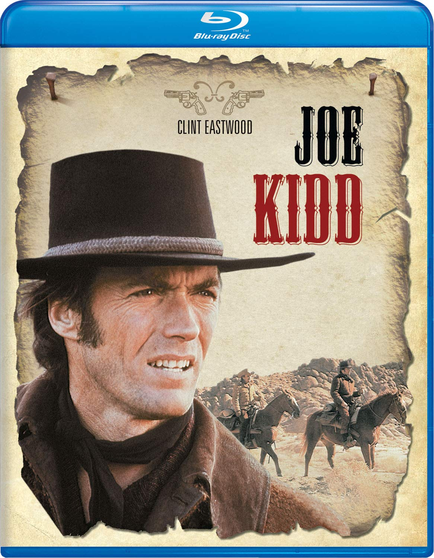 Blu-ray : Joe Kidd (Blu-ray)