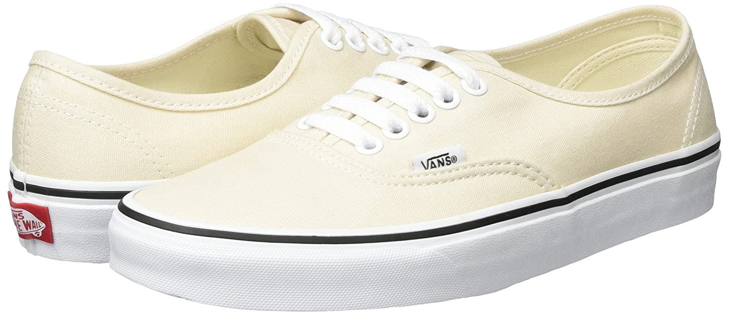 Vans US Authentic B01N2T8BTN 7 M US Vans Women / 5.5 M US Men|Birch/True White 6645bd