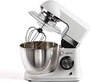 LIVOO DOP194 - Robot de cocina multifunción (700 W, 4,5 camas): Amazon.es: Hogar